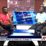 News Night: Aldrine Nsubuga on Uganda Cranes performance during first game of AFCON 2017