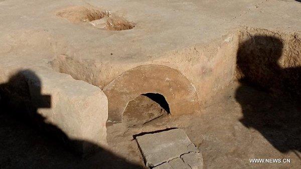 Ruang Bawah Tanah Langka nan Kuno Ditemukan di China https://t.co/9uzc1iJBEr https://t.co/SaGTCz3gHB