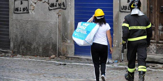 🇮🇹 #Italie Un nouveau séisme de 5,4 a frappé ce matin le centre du pays. https://t.co/OGzqTHxRlw