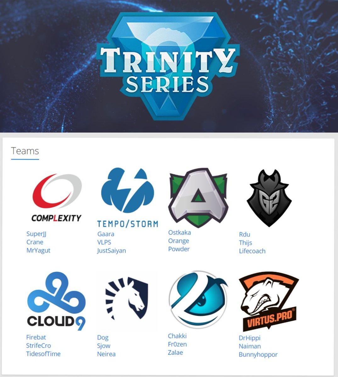 日本時間1月19日午前3時よりチーム対抗の「Hearthstone Trinity Series」が始まります初戦はG2