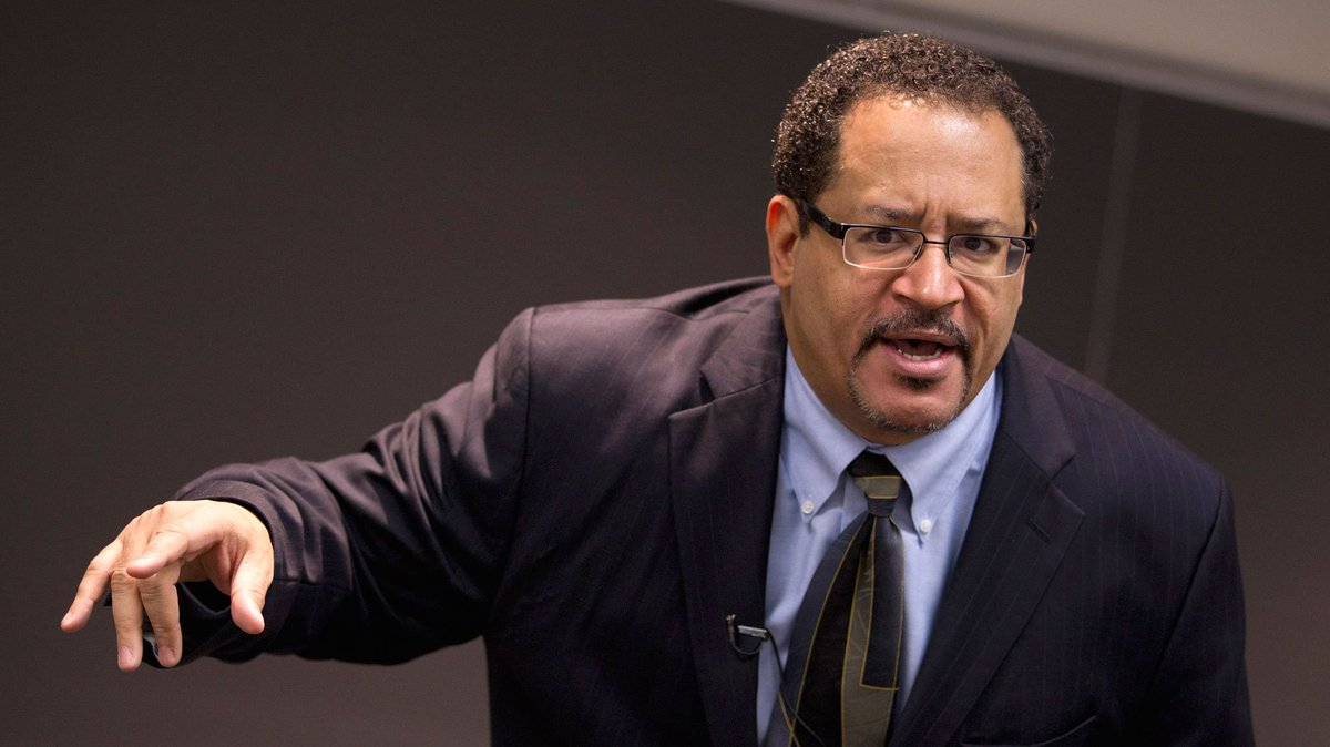 Michael Eric Dyson Wants White People to Step Up and Actually Do Something About Racis...