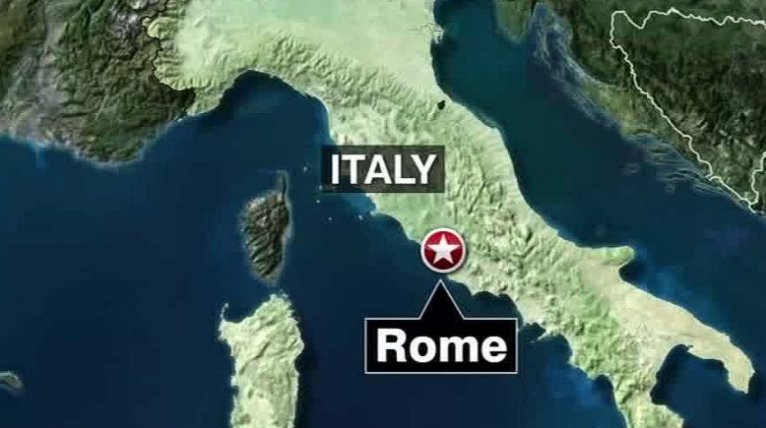 Rome metro evacuated as 5.3-magnitude earthquake rocks central Italy