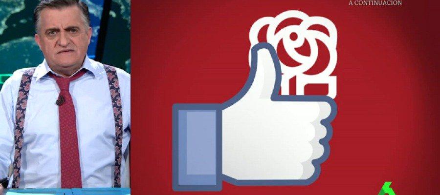 VÍDEO | ¿Hay que quitarle dramatismo al PSOE? ¡Empecemos por el logo! #elintermedio