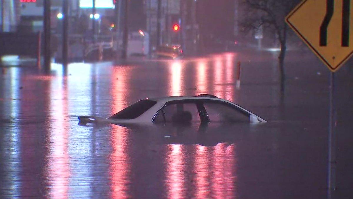 Alert! Major Flooding possible houston weather