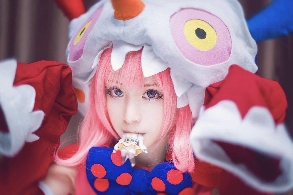 魔法少女まどか☆マギカ、 お菓子の魔女 Charlotteシャルロッテマミさん、、??!!∑(゚Д゚)!#コスプレ