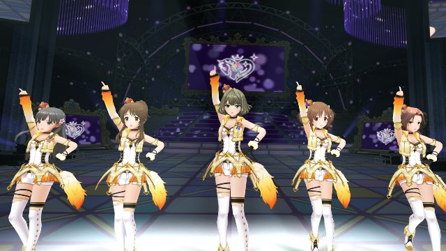 【デレVR】1/25配信の追加DLC楽曲「GOIN'!!!」のPV公開! 新アイドル歌唱の新規収録バージョンが楽しめます