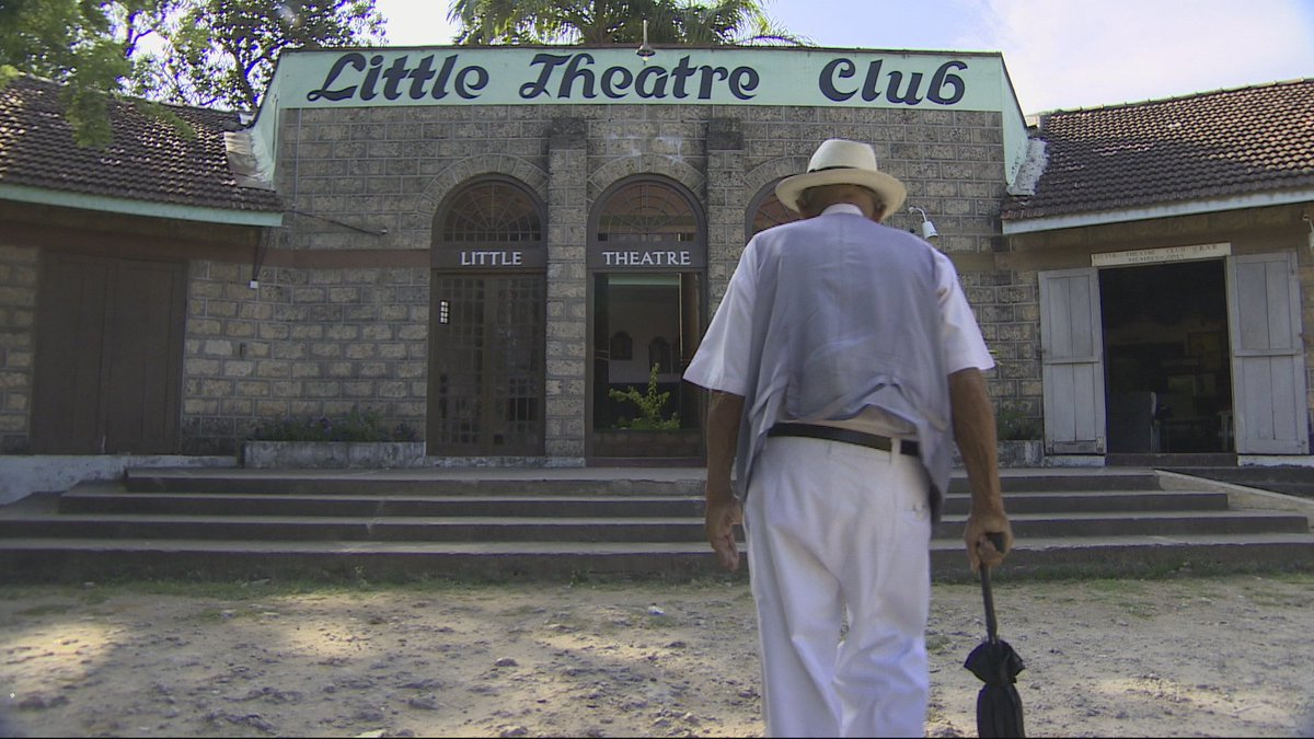 Iconic theatre in Kenya's Mombasa struggles to stay open
