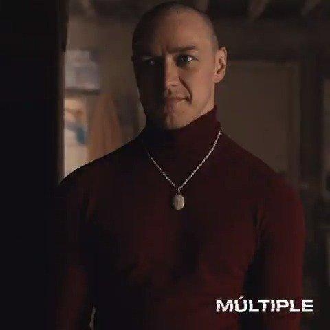 Descubre la personalidad más aterradora de Kevin el próximo 27 de Enero en Cines. #Múltiple