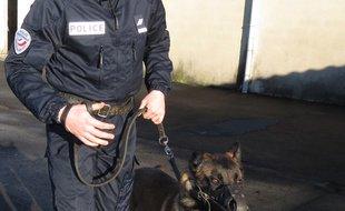 🇫🇷 #Paris La police fait chou blanc chez un dealer mais le chien policier débusque un autre trafiquant https://t.co/UmmwU2zORI