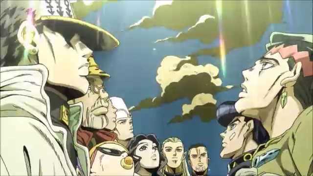まさか仮面ライダーのOPとここまで合うとは・・・ベネ!!【ジョジョDU】我ら黄金の精神、故に杜王町在り【MAD】  #s