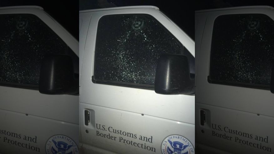 Teens accused of firing at Border Patrol truck are charged