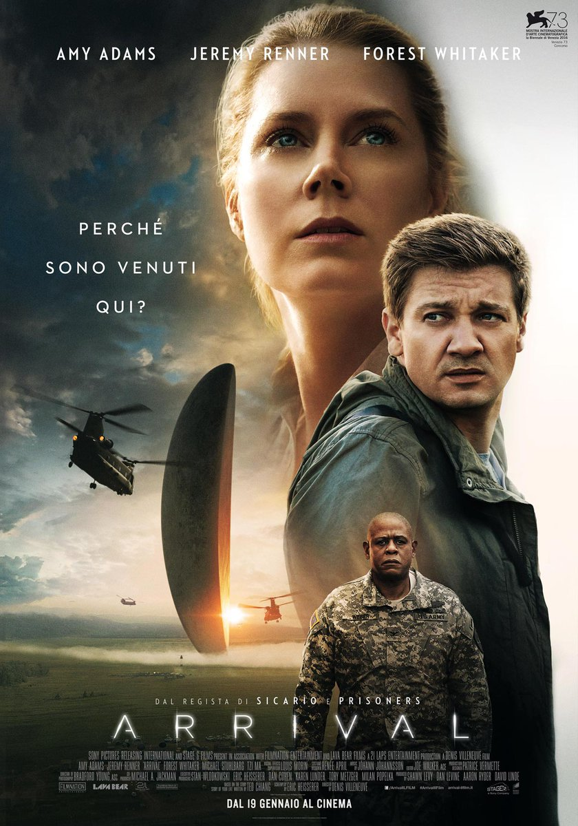 #Arrival