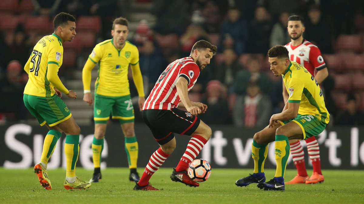RT @Alfaenshe: Southampton 1-0 Norwich: Long fires Saints into FA Cup fourth-round  https://t.co/mfVr50y2Cf