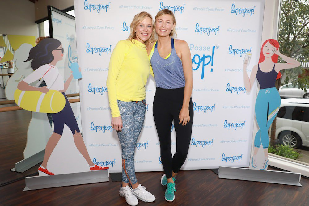 RT @thelagirl: Meet Holly Thaggard and Maria Sharapova of Supergoop https://t.co/jA2udyiqJG https://t.co/AFTECwN0WY