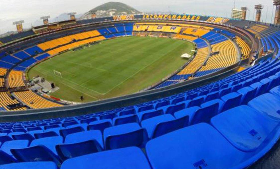 Futbolnacional remodelaci n del estadio universitario de for Puerta 9 estadio universitario