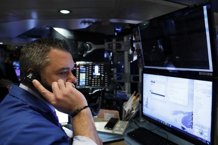 S&P, Nasdaq little changed; health stocks weigh on Dow