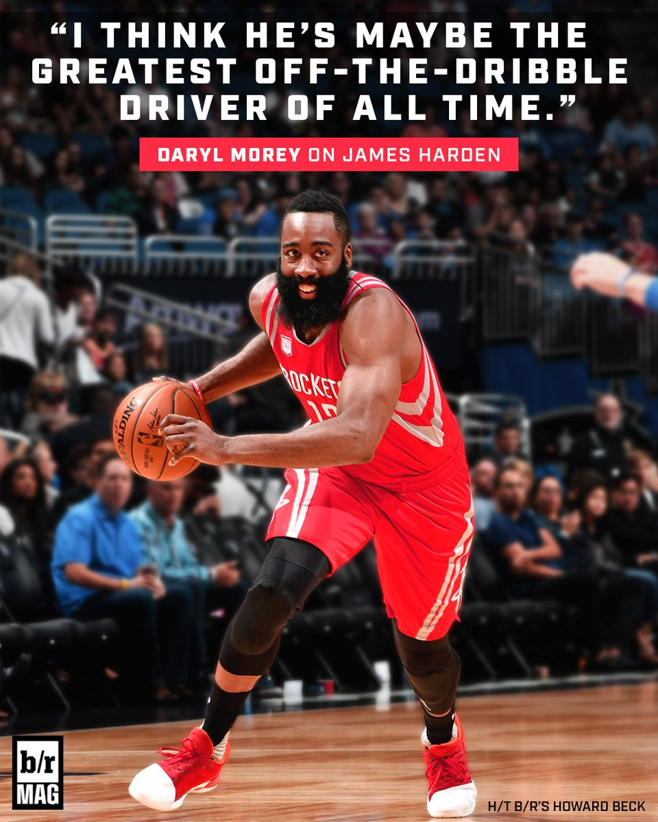 James Harden Injury Report: Hot Take From Daryl Morey On James Harden 🐐 (via