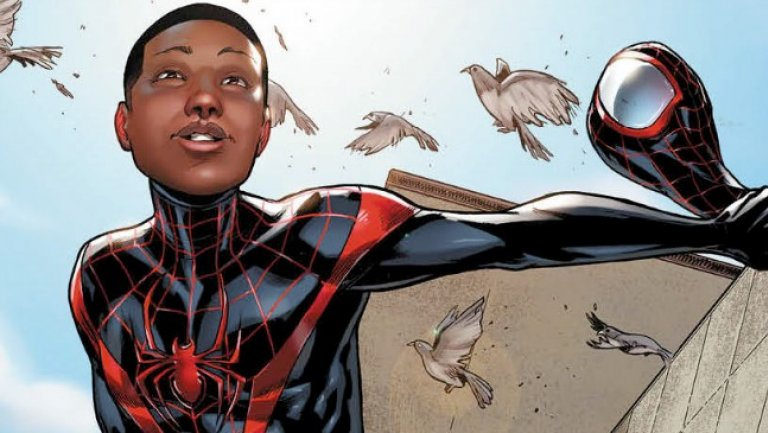 Miles Morales confirmed to star in Sony's animated #SpiderMan film https://t.co/NeaIBLBGHn https://t.co/AyzTBuCkoW