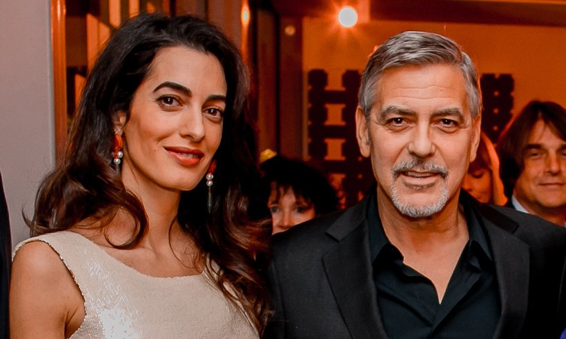 Very exciting news for George Clooney and his wife Amal! The couple are 'expecting twins':