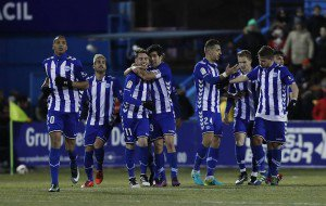 Hasil 16 Besar Copa del Rey 2017: Alcorcon vs Alaves 0-2, Ibai Gomez Dua Gol https://t.co/WcDTAPKWAq https://t.co/vakD2gWE4o