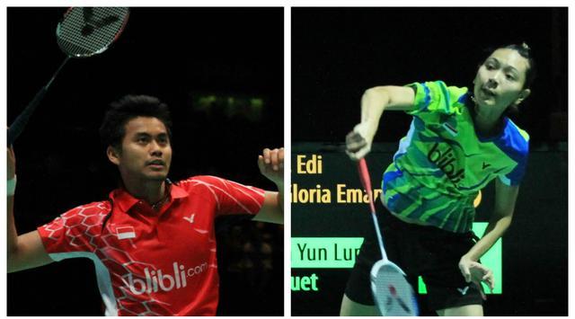 Malaysia Masters: Debut Laga Tontowi/Gloria Mulus https://t.co/g9gpgJxkG2 https://t.co/MM07gysYYS