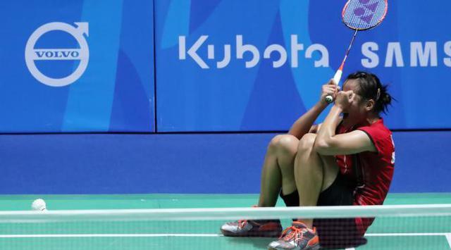 Malaysia Masters: Hanna dan Fitriani Lolos Melaju ke Babak Kedua https://t.co/FDgqXcNr7w https://t.co/rmv6WHc95H