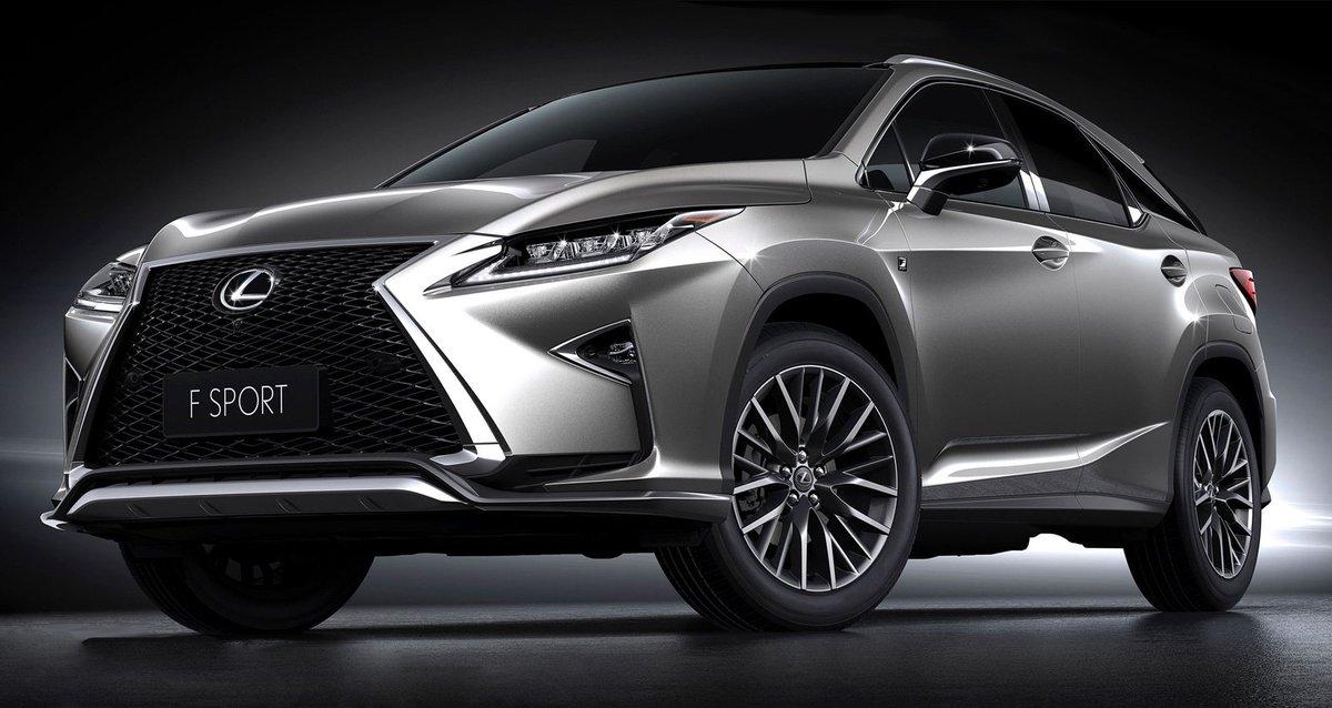 Gairahkan Pasar SUV, Lexus Rilis Varian Baru RX 200t F SPORT https://t.co/MnB9q3WhG3 https://t.co/G56rMRAa3J