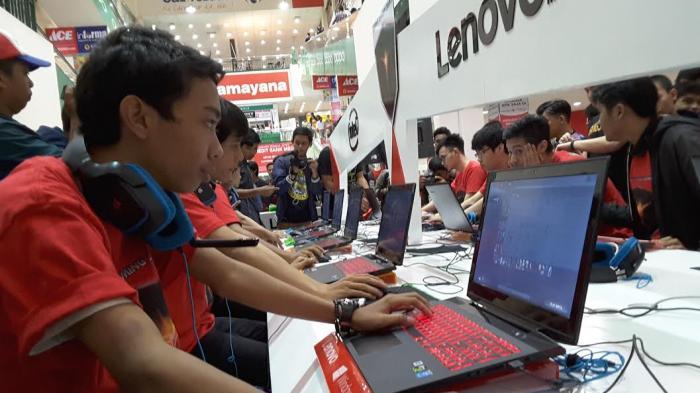 Gamer Nasional Bakal Beradu di Grand Final LGL-2 Jakarta https://t.co/RhyoPUKtEI https://t.co/ZJfdavGHWT