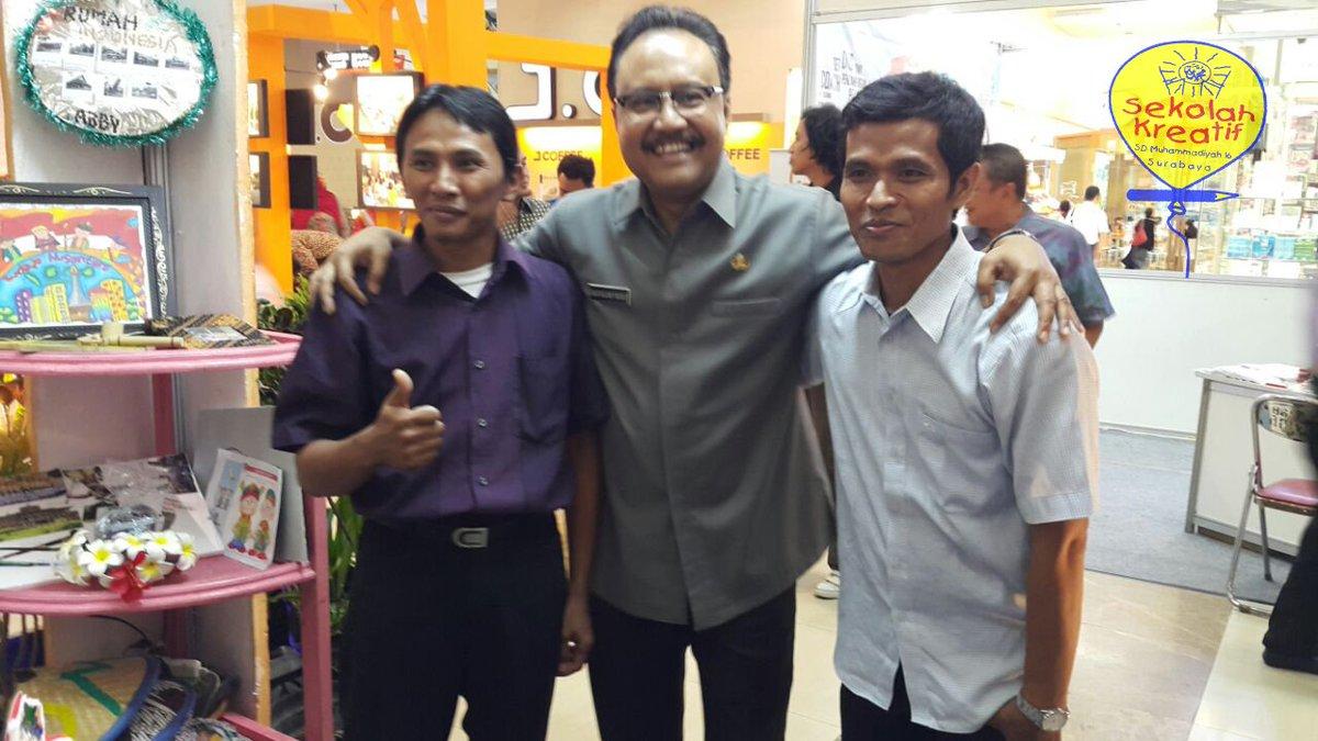 Berkonsep Edutainment, Gus Ipul Apresiasi SD Muhammadiyah 16 Surabaya https://t.co/9IRW9w5ILV https://t.co/5D43KGgbMr