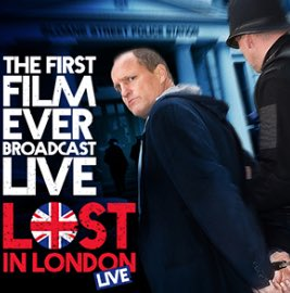 Sending love and great big positive vibes to the #lostinlondon cast and crew tonight and tomorrow. All Power!! 🙌🏽 https://t.co/Ich8r5aMGB