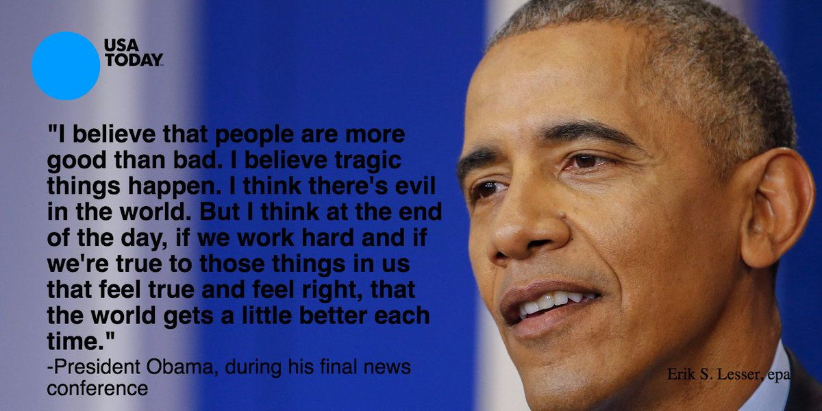 President Obama championed America's diversity in an upbeat final news conference Wednesday.