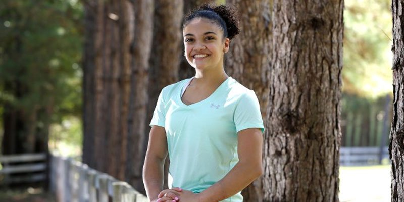 Laurie Hernandez reveals what it was like to meet Beyoncé — and get Kanye West to smile!