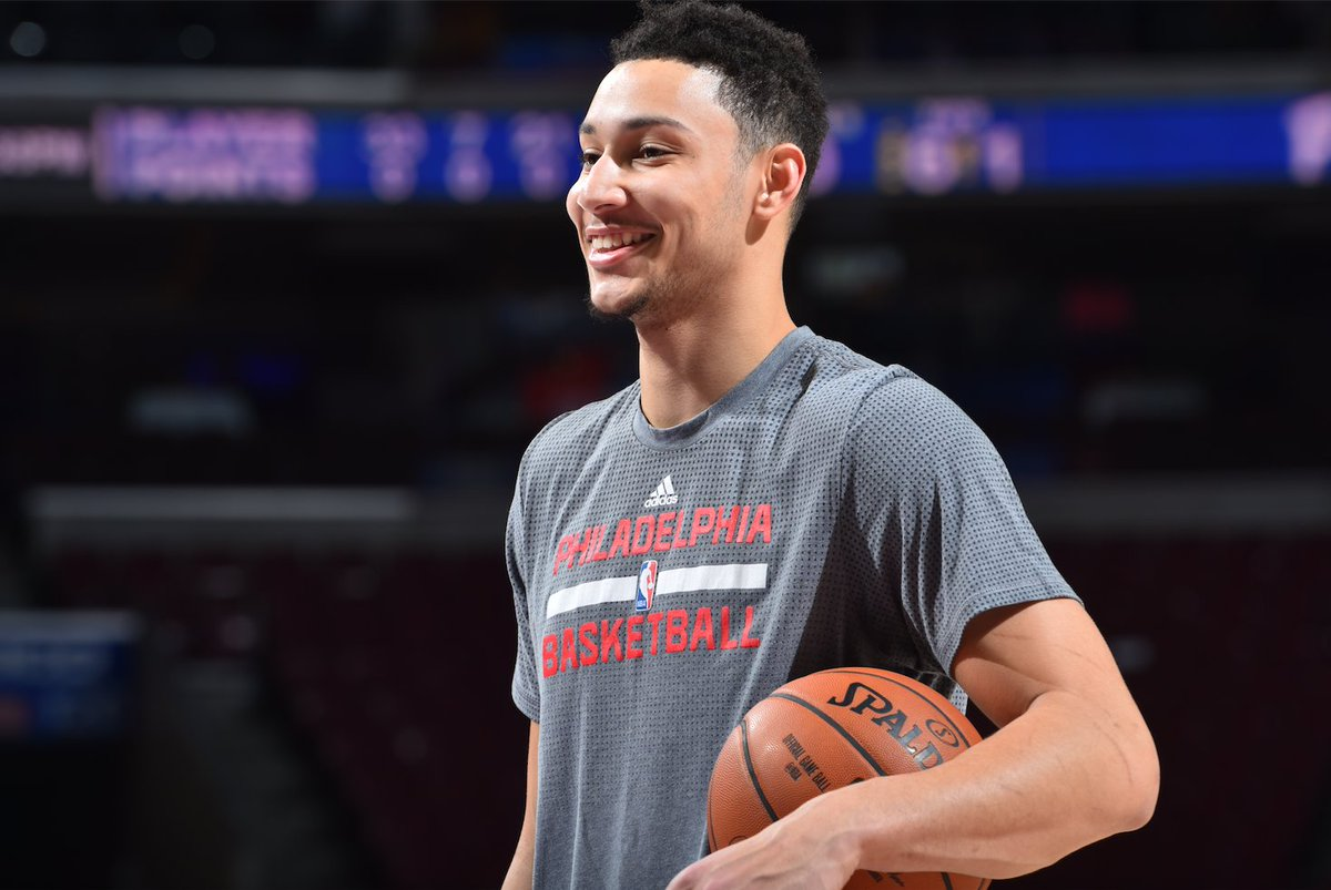 Ben Simmons reportedly may make NBA debut 'shortly after' All-Star break