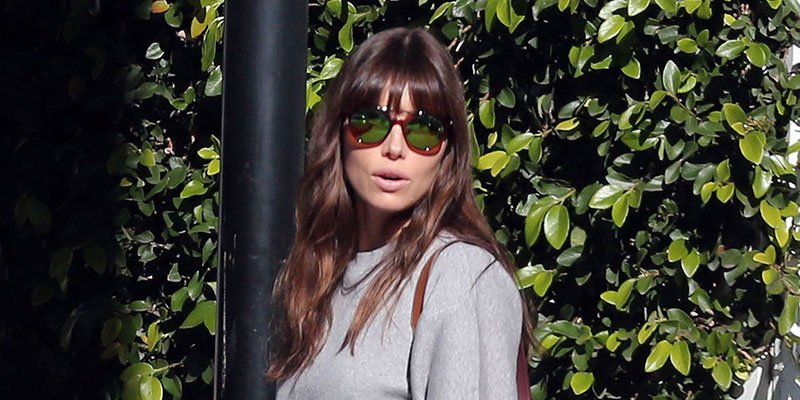 You'll live in Jessica Biel's $25 sweater via @PeopleStyle
