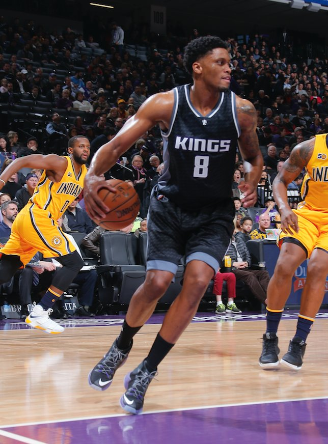Rudy Gay appears to have suffered torn Achilles' tendon.MRI scheduled for tomorrow