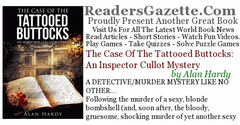 The Case Of The Tattooed Buttocks: An Inspector Cullot Mystery .@AlanWilliamHard https://t.co/H8YG4XJrCt  #books 8 https://t.co/S8r5mNQSD7