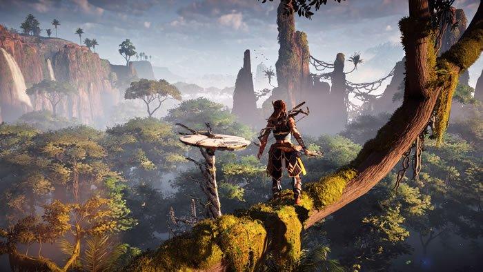 RT @doope_jp: 美しいゲーム世界の開発にスポットを当てる「Horizon Zero Dawn」の字幕入り解説映像が公開 -...