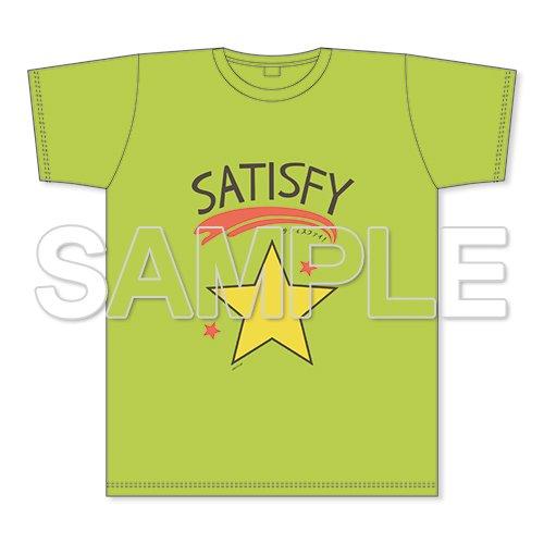 【予約受付中】『スタミュ』サティスファイTシャツ team鳳/team柊メンバーのキャラクターカラーが揃ってます!
