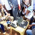 Kalonzo accuses IEBC of rigging as his ID is listed to woman in Wajir
