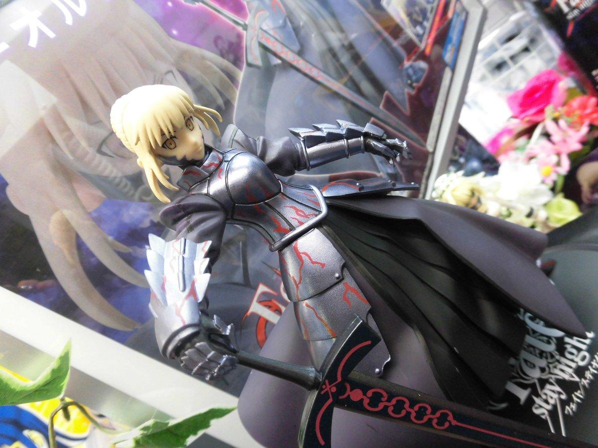 """Fate/stay night PMフィギュア""""セイバーオルタ""""入荷しております。最強のサーヴァント降臨!凛々しくカッコ"""