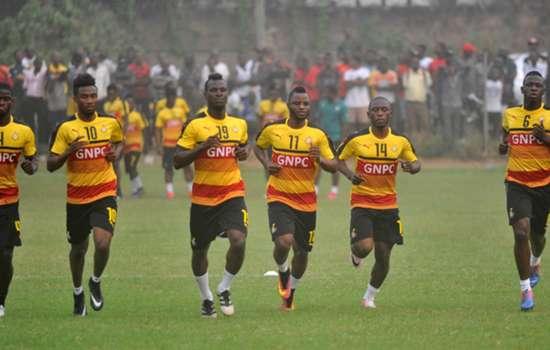 Botswana referee for Ghana-Uganda 2017 clash