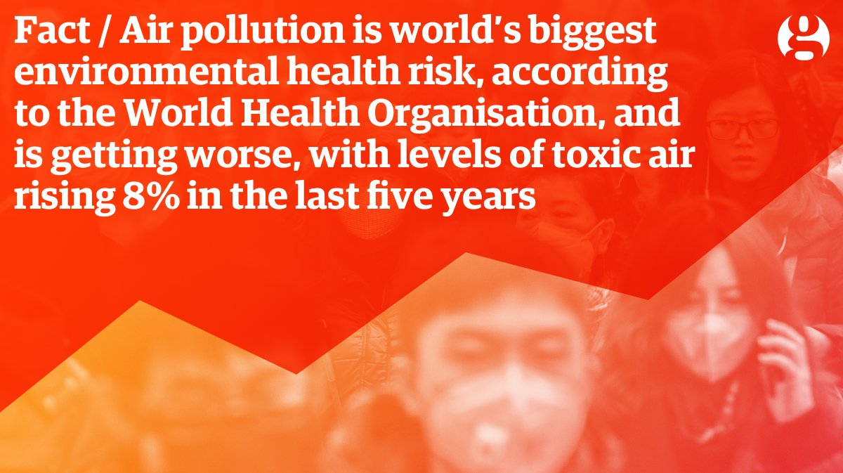 #GlobalWarning: Levels of toxic air is rising https://t.co/3n8F5g9E3e https://t.co/JlgxWABGgX