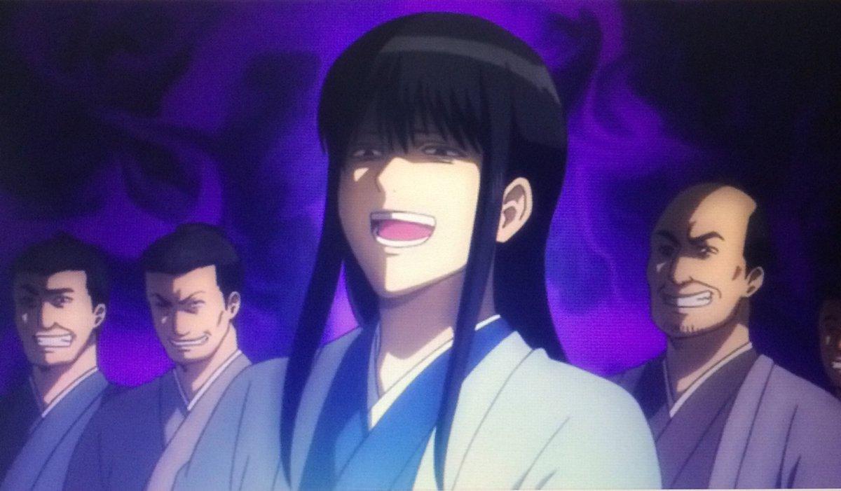昭和元禄落語心中見てから銀魂見ると声優石田彰の恐ろしさがよくわかる