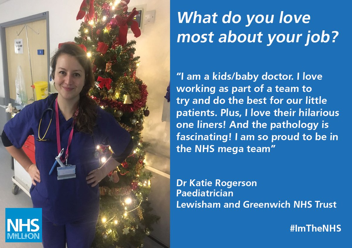 RT @NHSMillion: Pls RT for @rog_la and all the other amazing and life-saving doctors across the country.  #ImTheNHS https://t.co/BcwWnQJyqo