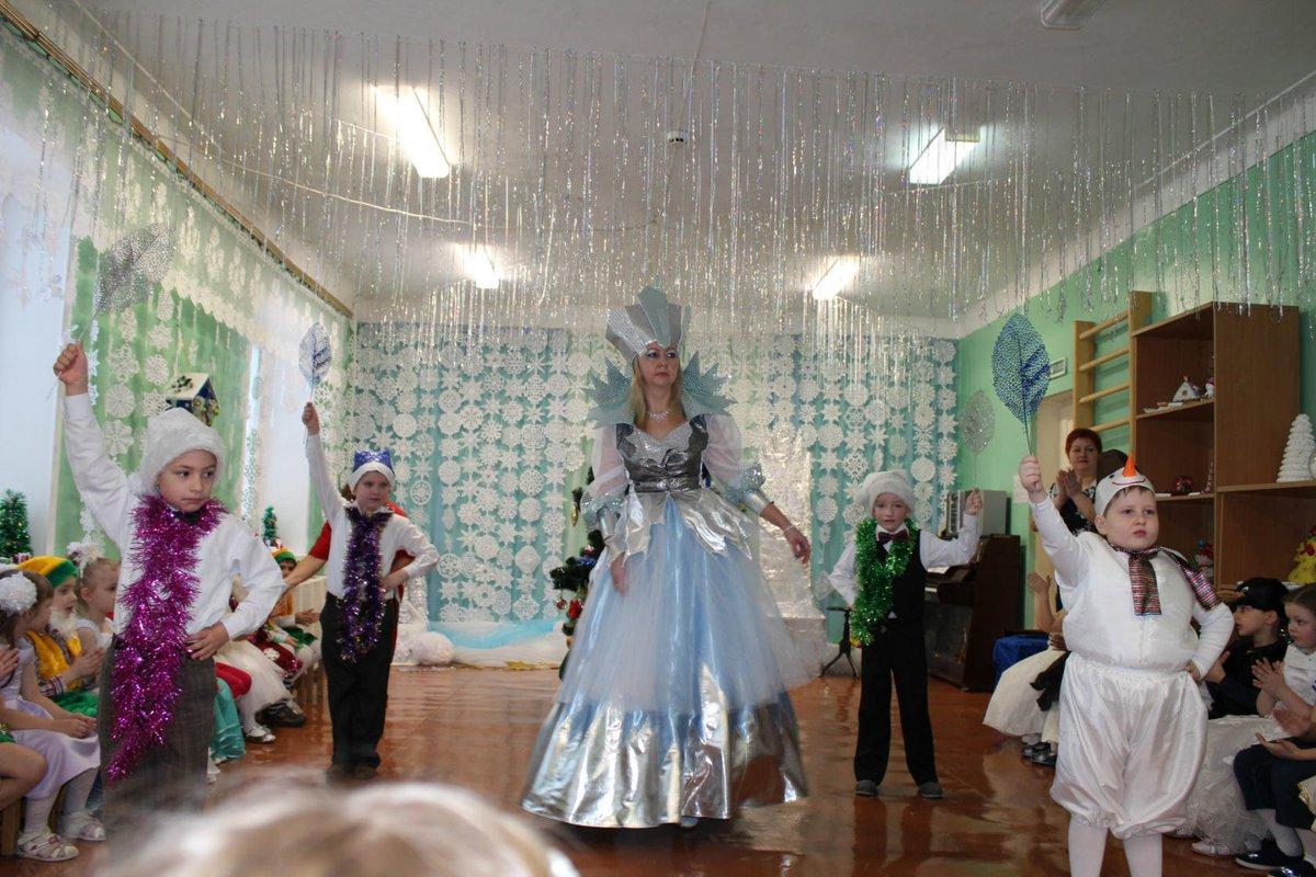 Сценарий на новый год для начальных классов снежная королева