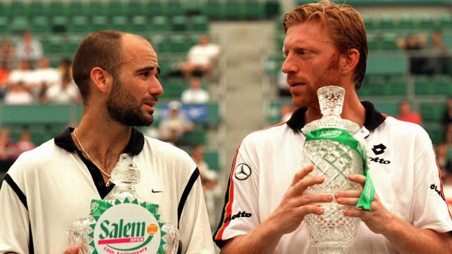 How Andre Agassi 'Observed' Boris Becker and won #Competition #Smarts https://t.co/i7TfyY4Xxn