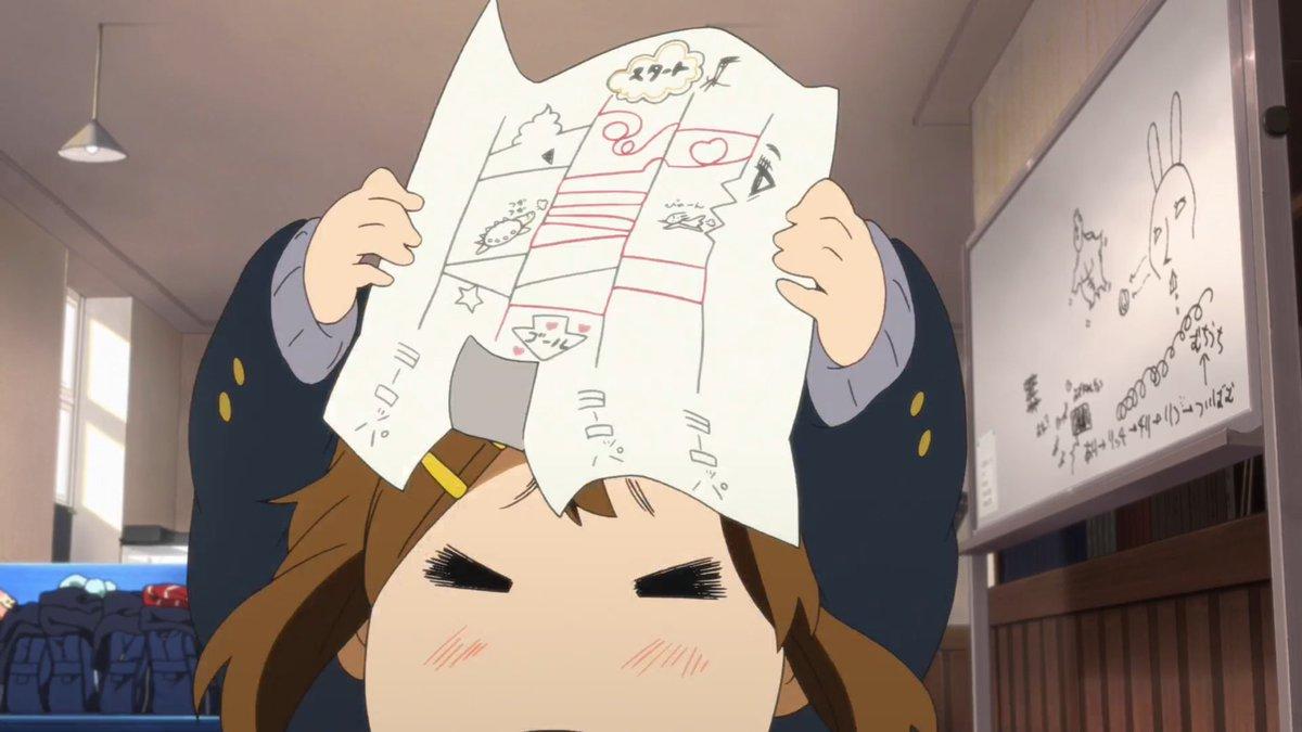 NHKさん劇場版もやってくださいよ・・・ #k_on