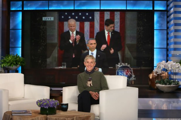 WATCH @TheEllenShow Honor @BarackObama & @MichelleObama With Moving Tribute #ObamaFarewell https://t.co/01sxK60rlo