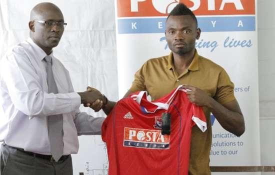 Posta Rangers sign Burundian striker