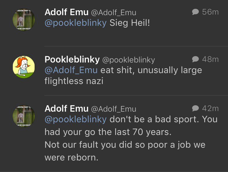 In this edition of Scary Times with @pookleblinky, https://t.co/IgDDz3OYyN